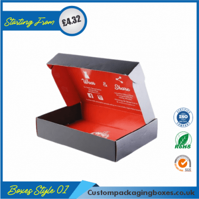 Apparel Packaging Boxes 01