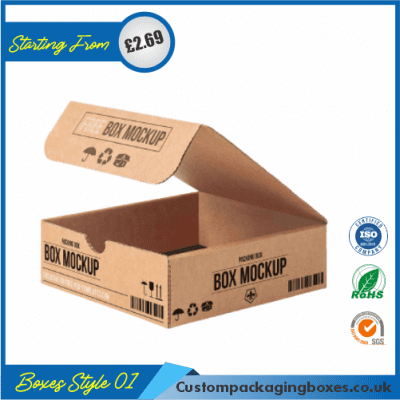 Corrugated Packaging Boxes 01