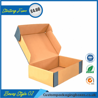 Custom Shoe Boxes [Bulk Discount] 01