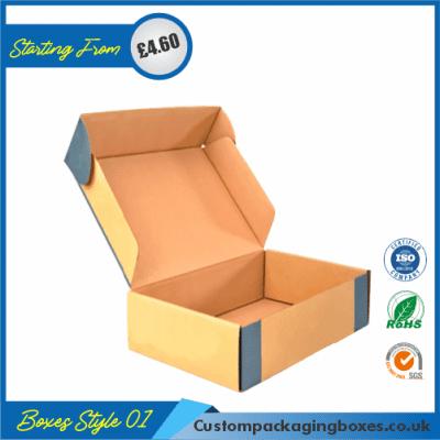 Custom Shoe Boxes [Bulk Discount] 01
