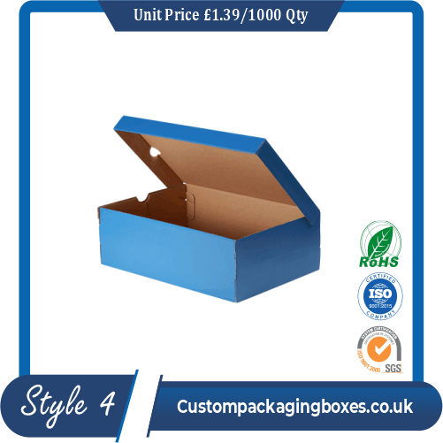 Custom Shoe Boxes [Bulk Discount]