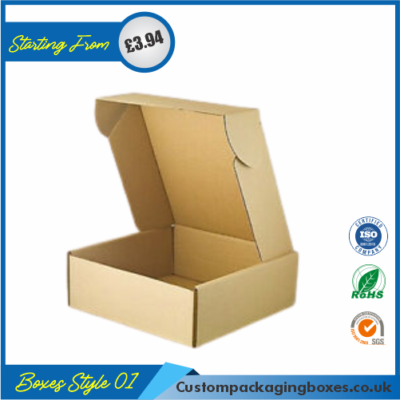 Small Cardboard Packaging Boxes 01