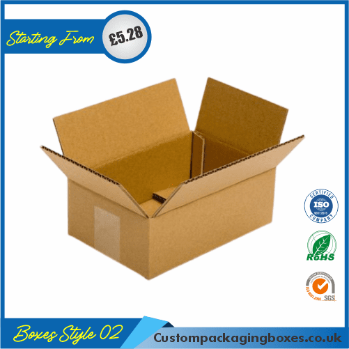 Small Cardboard Packaging Boxes 02