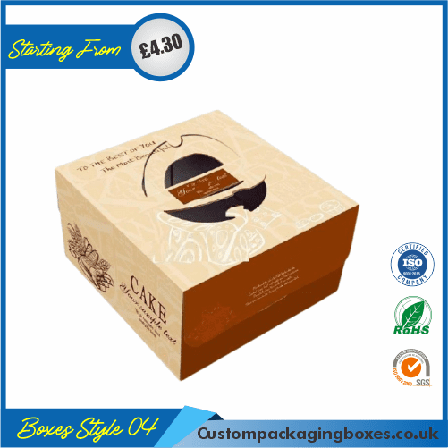 Bakery Packaging Boxes 04