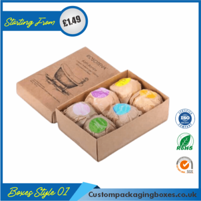 Bath Bombs Packaging Boxes 01