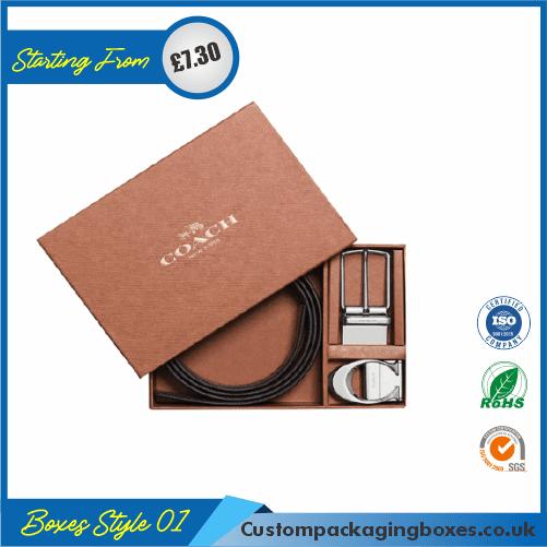Belt Packaging Boxes 01