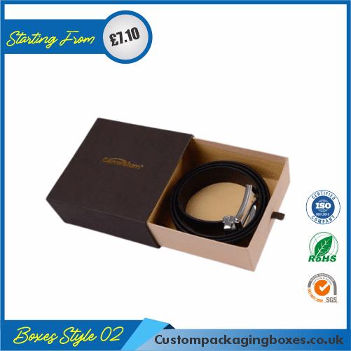 Belt Packaging Boxes 02