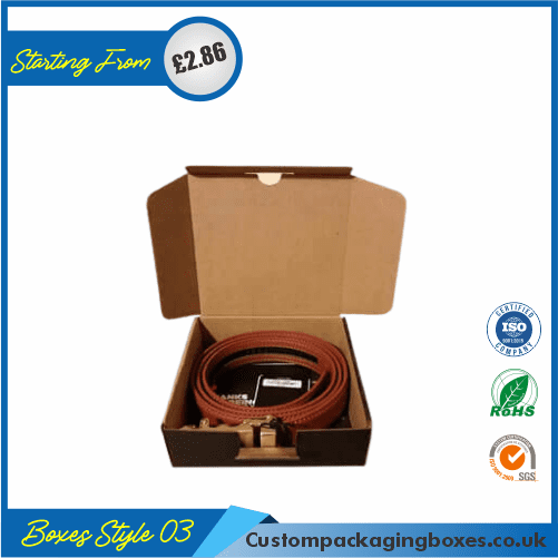 Belt Packaging Boxes 03