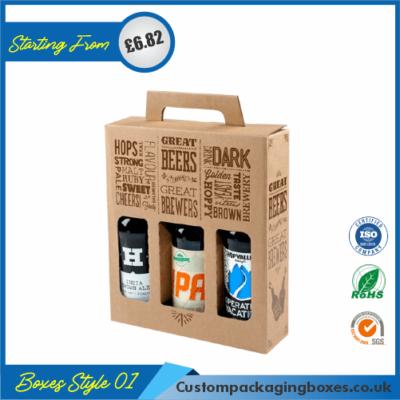Bottles Packaging Boxes 01