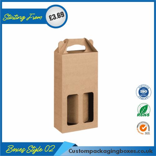 Bottles Packaging Boxes 02
