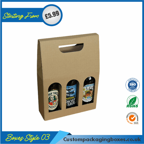 Bottles Packaging Boxes 03