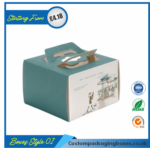 Cake Packaging Boxes 01