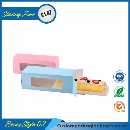 Cake Packaging Boxes 02