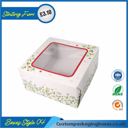 Cake Packaging Boxes 04
