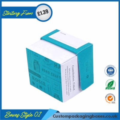 Cream Butter Packaging 01