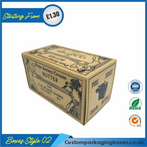 Cream Butter Packaging 02