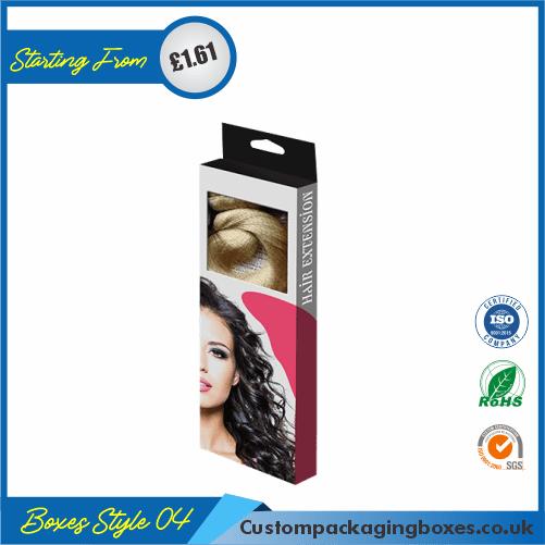 Custom Hair Extension Box 04