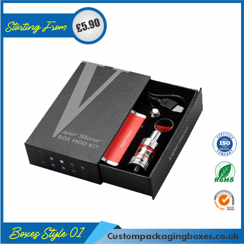 E Cigarettes Packaging Boxes 01