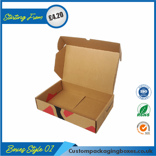 Flap Packaging Boxes 01