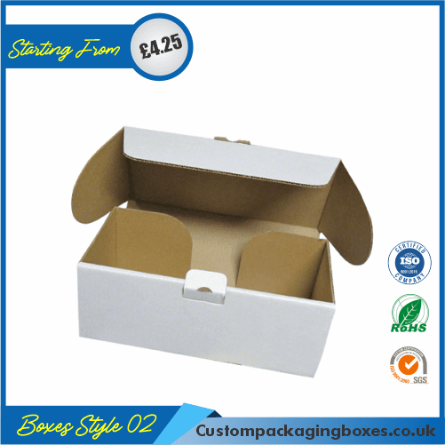 Flap Packaging Boxes 02