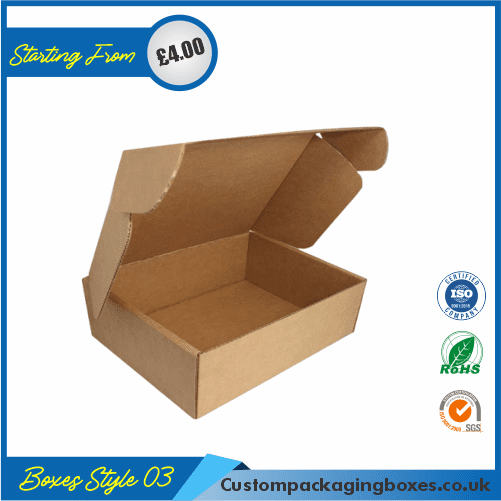 Flap Packaging Boxes 03