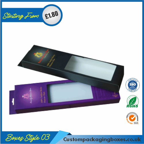 Foldable Hair Extension Boxes 03
