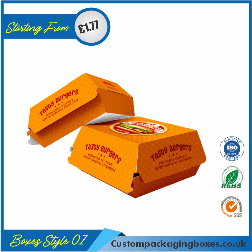 Food Packaging Boxes 01