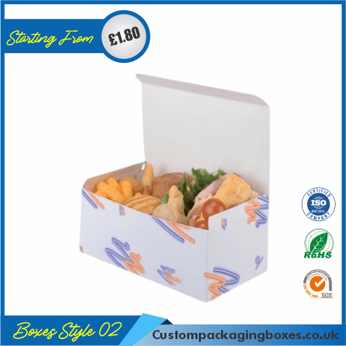 Food Packaging Boxes 02