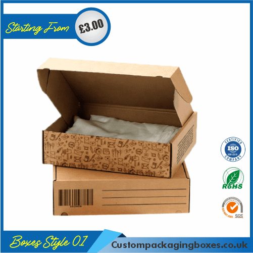 Foundation Packaging Boxes 01