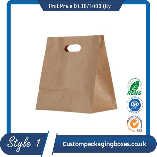 Gable Bag Packaging