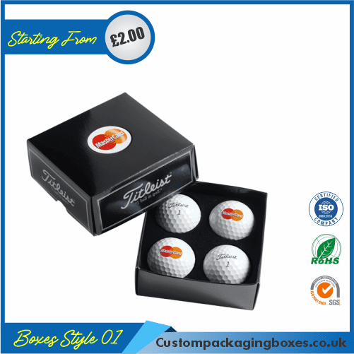 Golf Ball Boxes 01