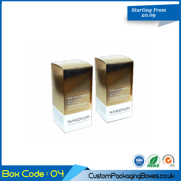Lotion Packaging Boxes 04