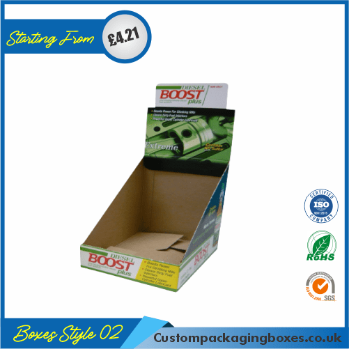 Pop Up Display Boxes UK 02
