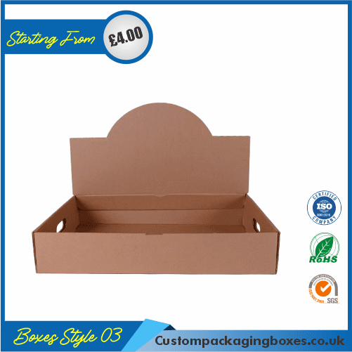 Pop Up Display Boxes UK 03