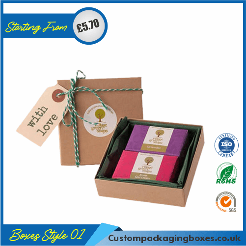 Soap Packaging Boxes 01