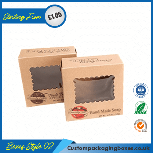 Soap Packaging Boxes 02