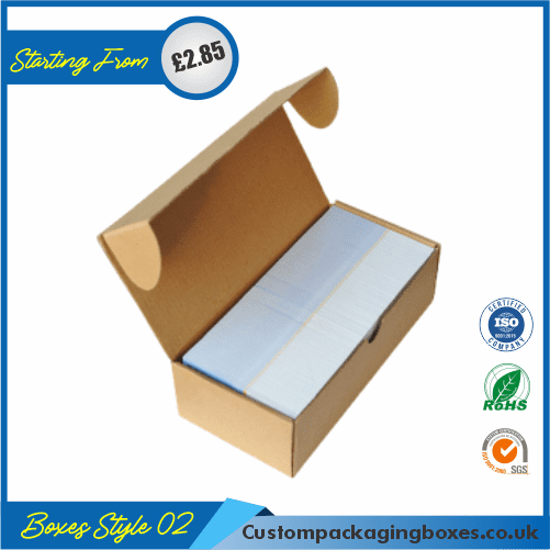 Stationery Packaging Boxes 02