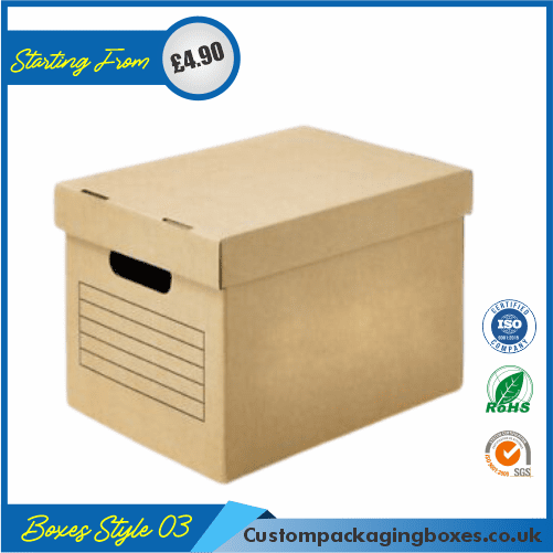Stationery Packaging Boxes 03