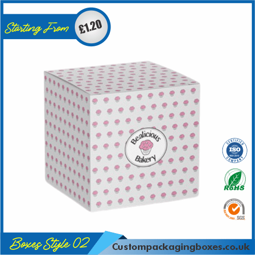 Tuck End Auto Bottom Cupcake Boxes 02