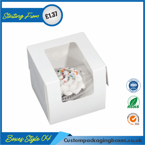 Tuck End Auto Bottom Cupcake Boxes 04