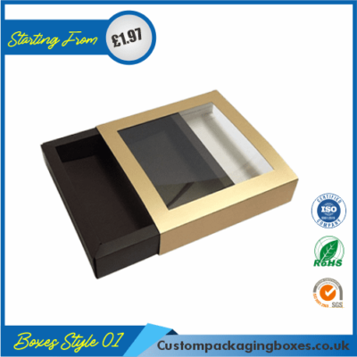 Window Packaging Boxes 01