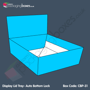 31 - Display Lid Tray- Auto Bottom Lock
