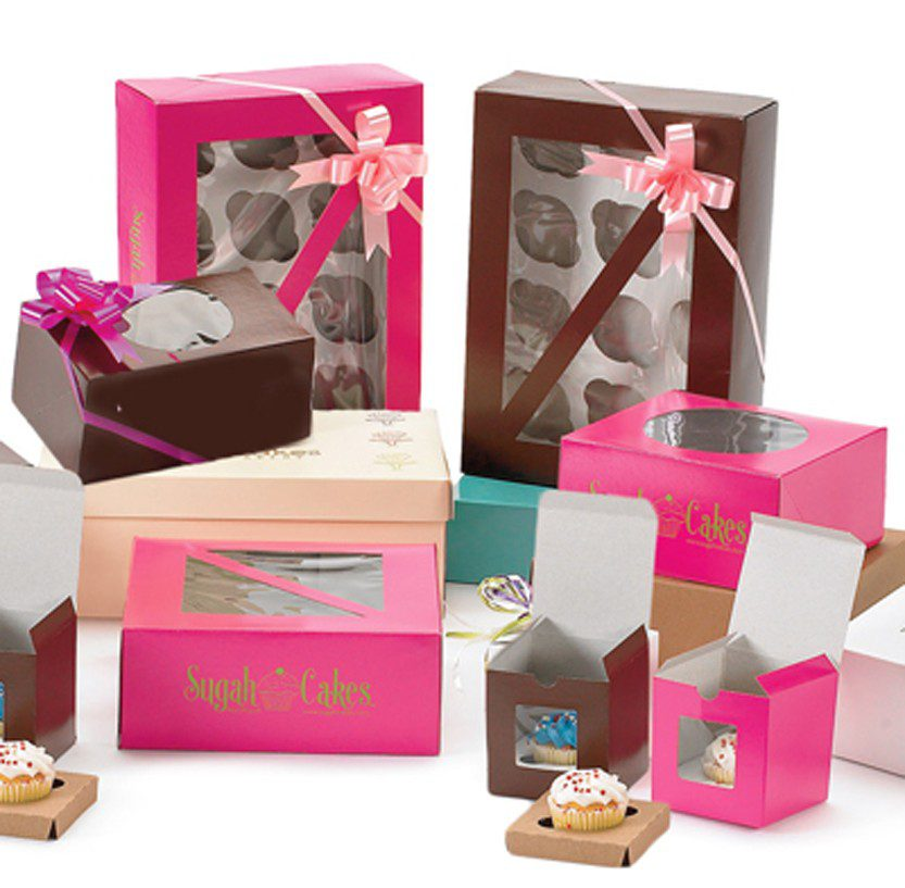 Cupcake Boxes Cake Boxes Amp Custom Cupcake Boxes Uk