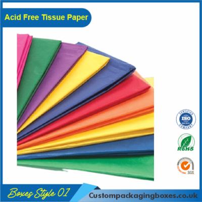 Acid Free Tissue Paper 01