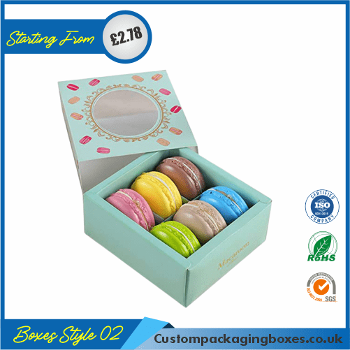 Macaron Boxes UK 02