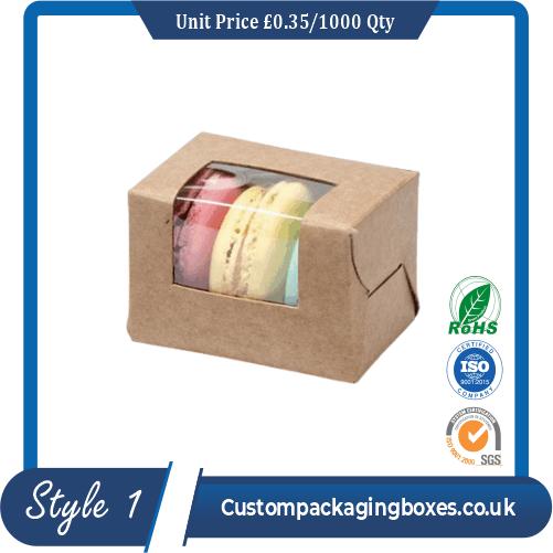 Macaron Boxes UK