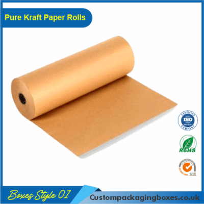 Pure Kraft Paper Rolls 01