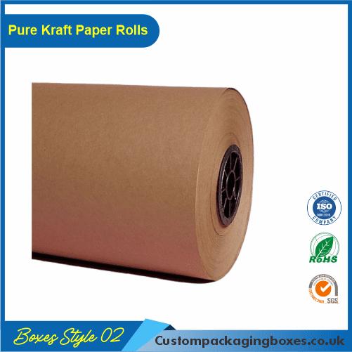 Pure Kraft Paper Rolls 02