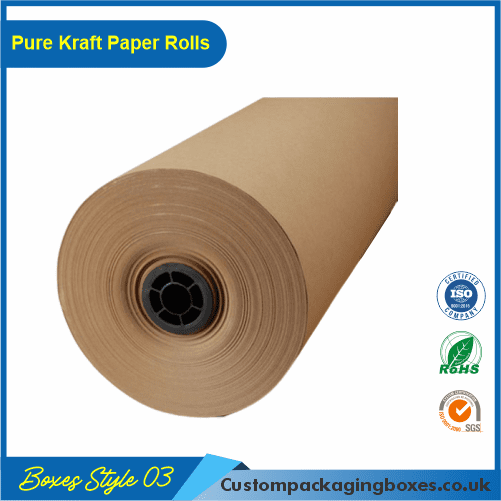 Pure Kraft Paper Rolls 03