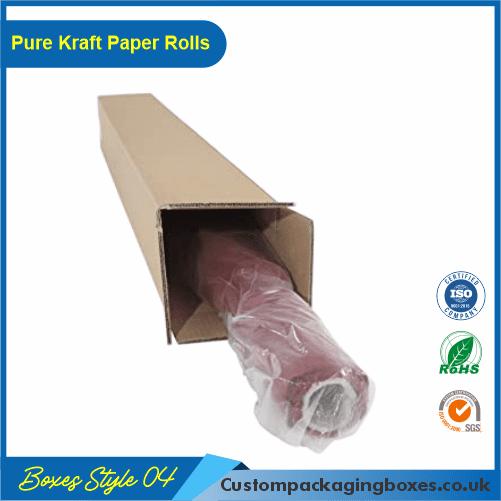 Pure Kraft Paper Rolls 04